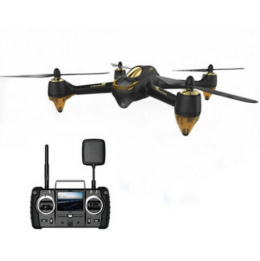 Hubsan H501S RTF X4 PRO 5.8G GPS FPV Drone Brushless Follow Me Mode Quadcopter 1080P HD Camera RC Airplane Black Color F19687 цена 2017