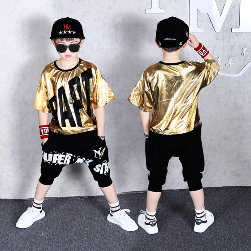 Summer Baby T Shirt + Shorts Suit Kids Clothes Cotton Casual Children Clothing Boy Set Toddler Tracksuit Boys Clothes Teenager 4