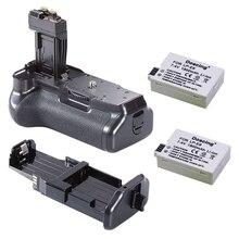 2Pcs 7.4V 1500mAh LP-E8 Camera battery with Camera Battery grip for Canon 550D 600D 650D 700D T2i T3i T4i T5i DSLR Camera