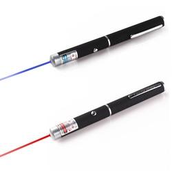 Powerful Red/Violet Laser Pointer Laser Pen Teaching Presenter Beam Light High Power Hunting Lazer Bore Sight Device Free Ship