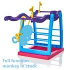 6 Color Finger monkey unicorn Toys Smart Interactive Monkeys fingers Smart induction toys pet anime figure finger baby monkey