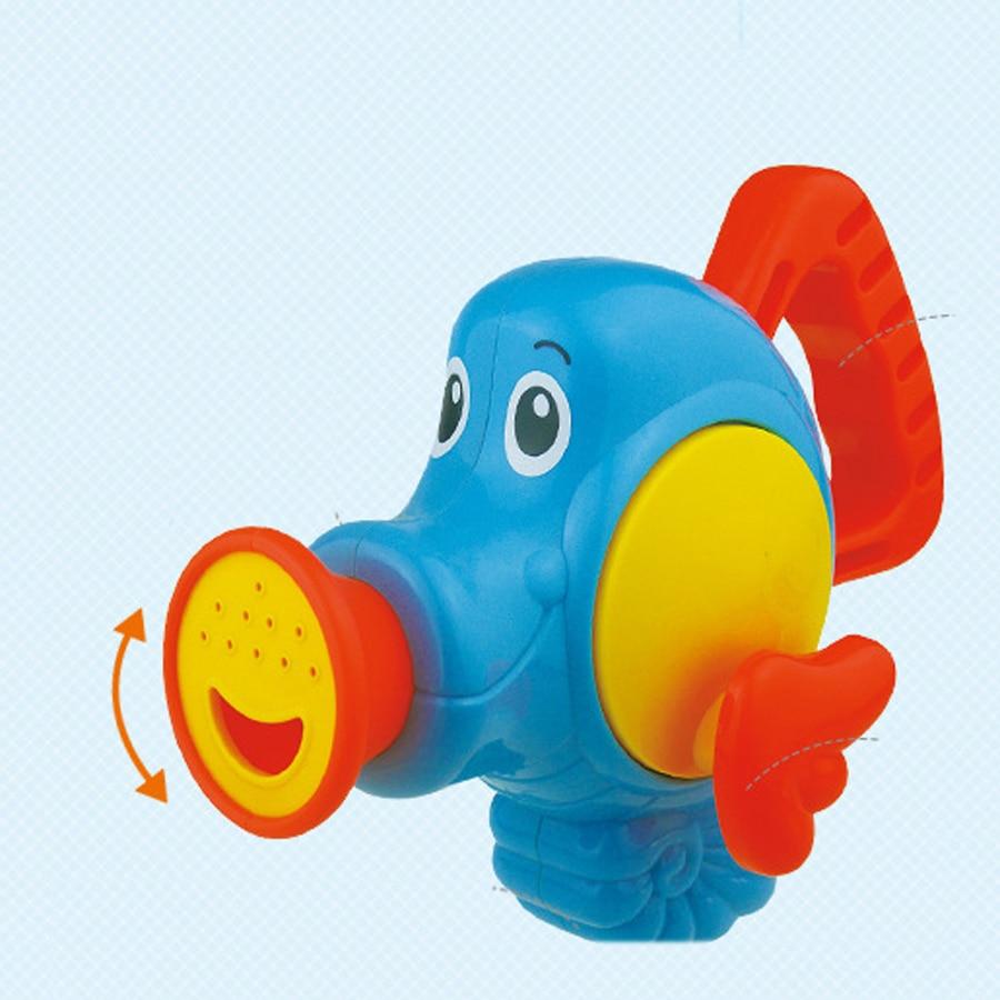Hippocampus Fish Baby Bathing Shower Toys For Bath Sprinkler Pumping ...