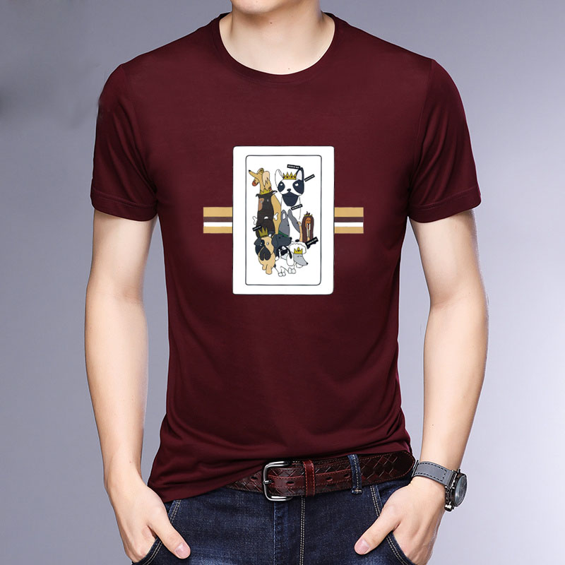 2019 Punk style Big Bang mens clothing t shirts funny brand short sleeve o neck t shirts funny homme plus size tops amp tees in T Shirts from Men 39 s Clothing