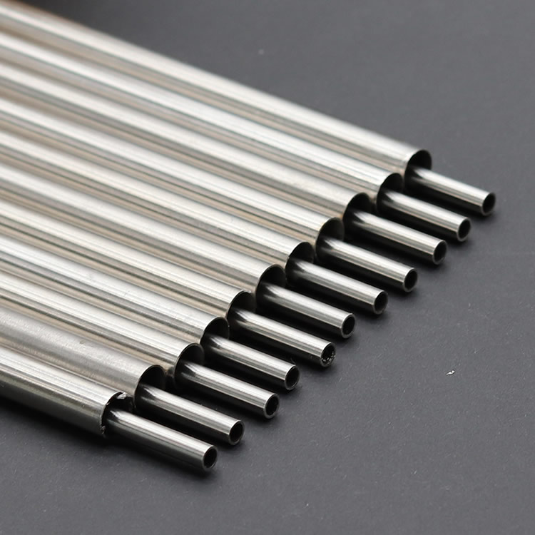 Customized Product,Seamless 304 Stainless Steel Pipe, OD 10mm , Wall Thickness 0.5mm ,length 50cm