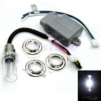 E93 Motorcycle Motorbike Headlight Hid Kits Light Bulb H6 6000K 35W Xenon Lamp
