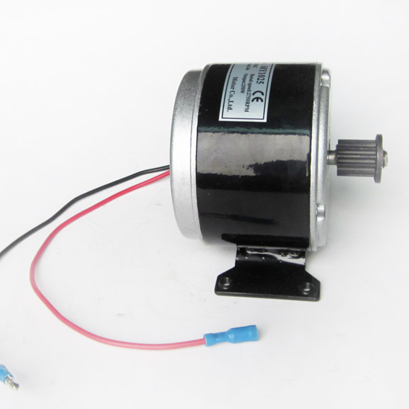 Pulley Brush Motor MY1025 24V 250W for Electric Scooter Small ...