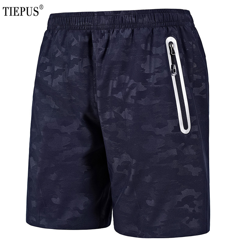 TIEPUS Summer Men's Quick Dry Shorts 5XL,6XL ,2018 Casual Men Beach Shorts Breathable Trouser Male Shorts Brand Clothing