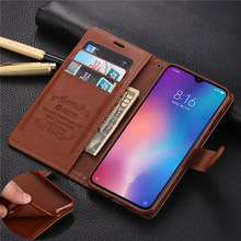 For Xiaomi Mi 9 Mi9 Lite Case Wallet PU Phone Case For Mi A3 8 Lite Mi