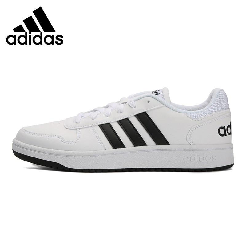 Original New Arrival 2019 Adidas HOOPS 2.0 Mens Skateboarding Shoes SneakersOriginal New Arrival 2019 Adidas HOOPS 2.0 Mens Skateboarding Shoes Sneakers