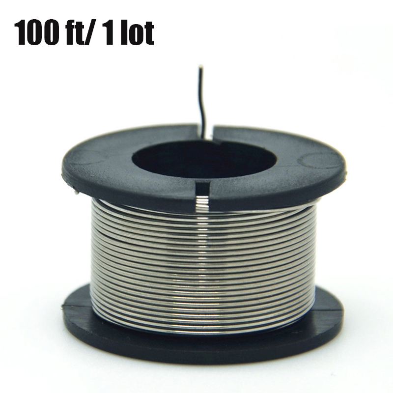 Heating-Wire-Resistance Nichrome Kanthal-A1 Wire-Diameter DIY 22g Manufacturing 1pcs/20meters