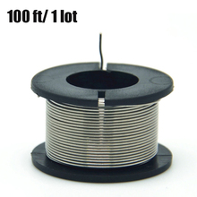 1PCS/20M 22g kanthal-a1 wire Prebuilt Coils Diameter 0.6MM DIY Manufacturing Heating Resistance Alloy heating yarn