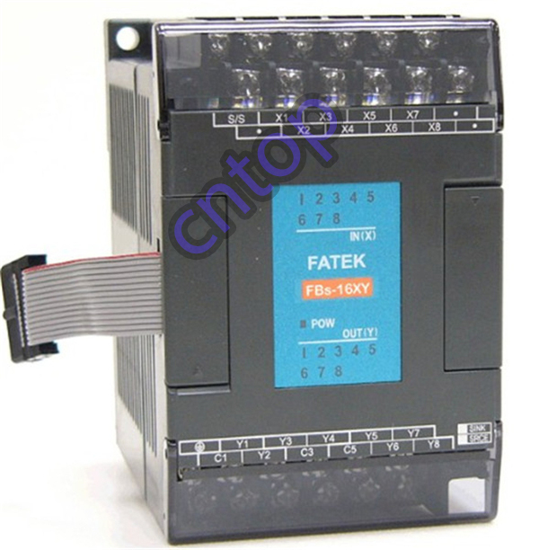 FBs-16XYR Fatek PLC 24VDC 8 DI  8 DO relay Module New in box new and original fbs cb2 fbs cb5 fatek communication board