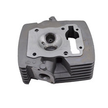 (valve is gift)Motorcycle Modified Cylinder Head for Honda CBF125 CBF150 Big Bore Enlarge of air-intake and combustion chamber