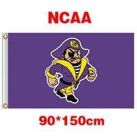 NCAA East Carolina Pirates Flying Flag 3ft 5ft 150cm 90cm