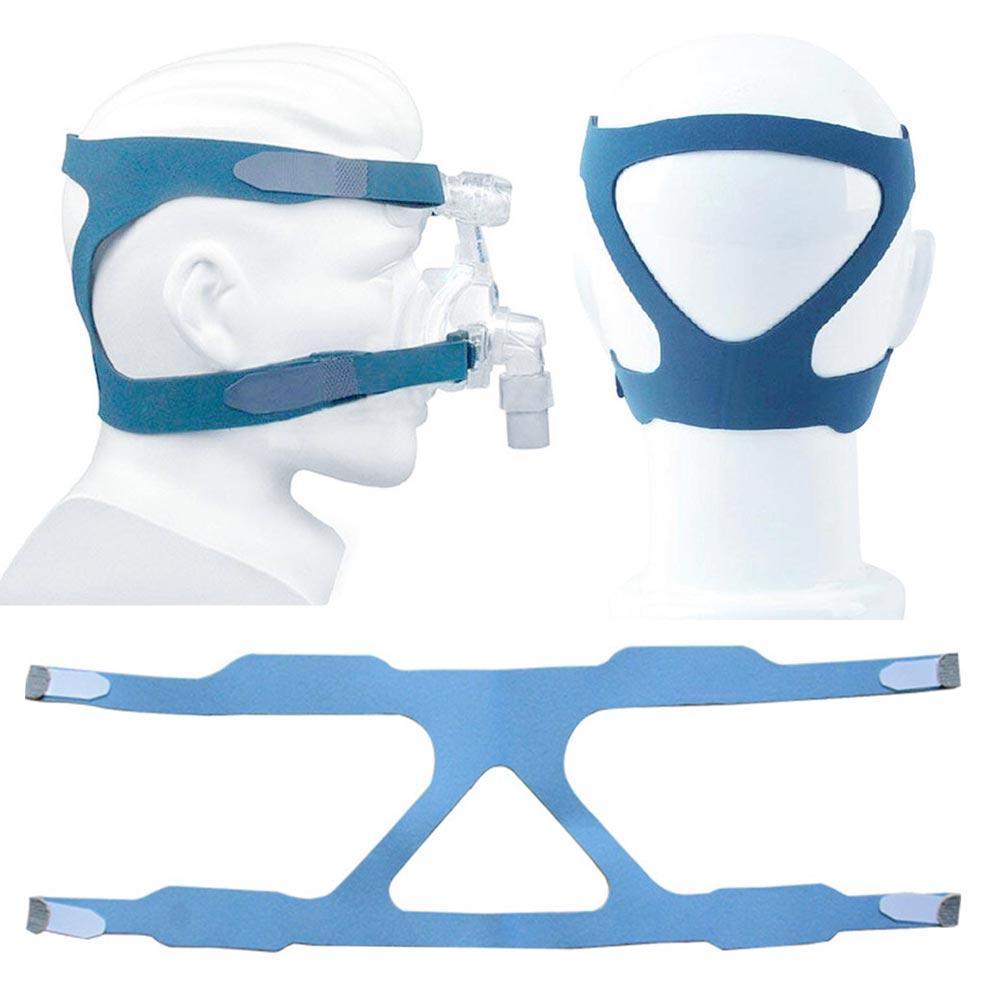 Universal Anti-snore Headband Without Mask Headgear CPAP Comfort Replacement Ventilator Part Sleep Apnea Snoring Health Care