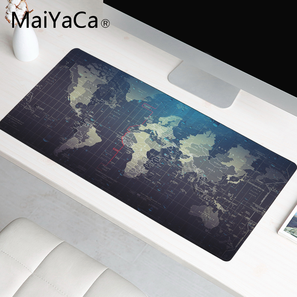 MaiYaCa Fashion seller Old World Map Mouse Pad 2018 New Large Pad to Mouse Notbook Computer Mousepad Gaming Mouse Mats to Mouse