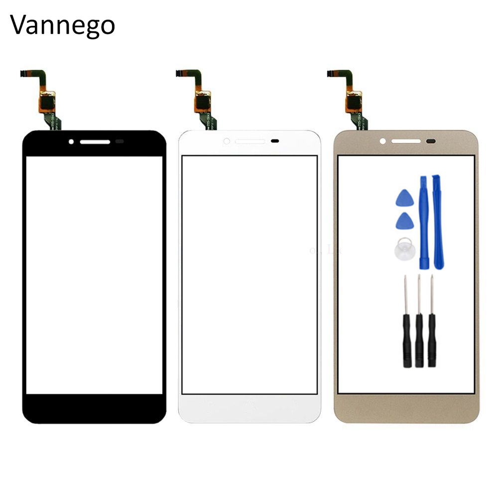 Vannego Touch Panel For Lenovo Vibe K5 Plus A6020 A6020a40 A6020a46 Screen Digitizer Front Outer Glass Lens Sensor Tools In Mobile Phone Lcds From