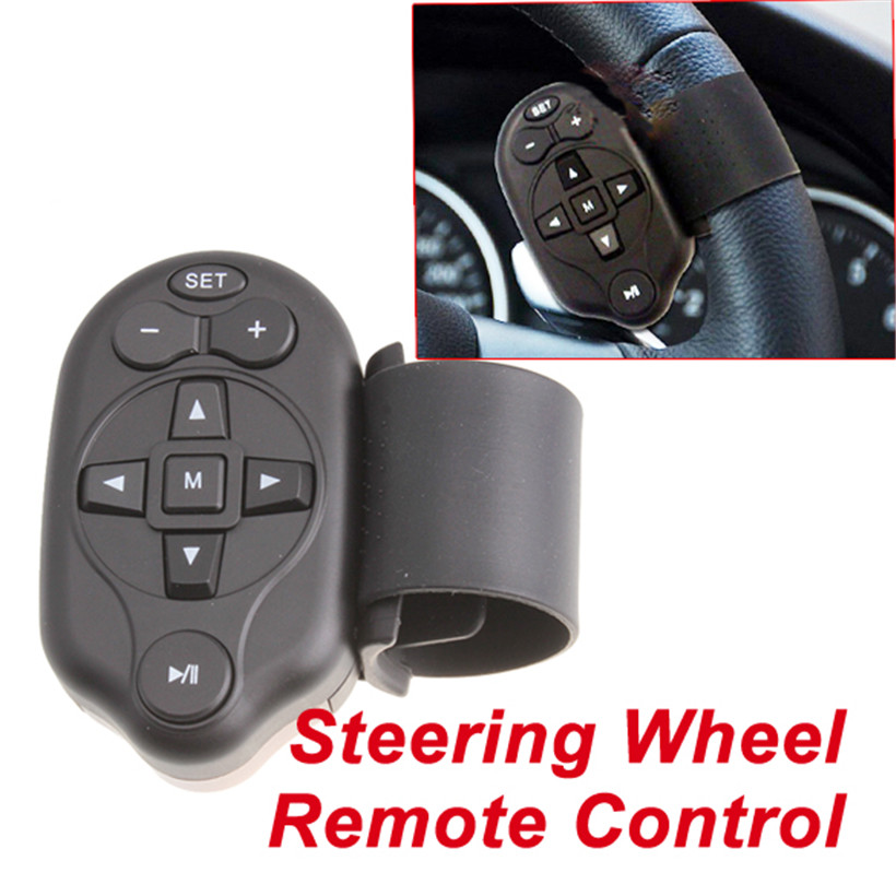 Universale IR Volante Telecomando Per Auto Lettore DVD GPS TV CD Mp3 Nuovo GDeals
