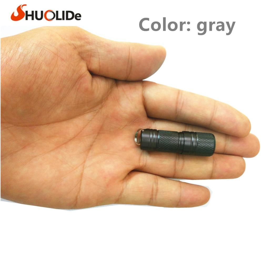 USB recargable impermeable ligero de aleación de aluminio super mini - Iluminación portatil - foto 5