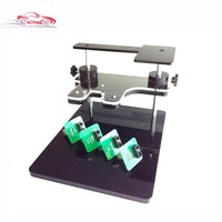 Hot selling BDM FRAME with Adapters Set fit for BDM100 programmer/ CMD bdm frame Original Fgtech Galletto