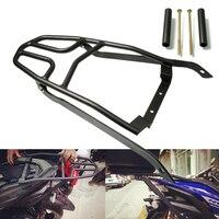 For Yamaha AEROX155 NVX155 AEROX 155 NVX 155 Motorbike Rear Side Tool Bag Box Motorcycle Luggage Rack Rear Carrier Shelf Bracket