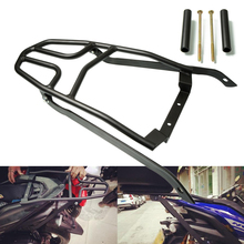 For Yamaha NVX155 AEROX155 2017 2018 2019 Motorbike Rear Side Tool Bag Box Motorcycle Luggage Rack Rear Carrier Shelf Bracket for yamaha mt 09 tracer shad sh23 side boxs rack set motorcycle luggage case saddle bags bracket carrier system
