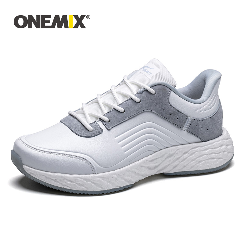 ONEMIX Men Sneakers 2019 Brand Running Shoes Lightweight Breathable Outdoor Waterproof Training Fitness Sport Shoes for WomenONEMIX Men Sneakers 2019 Brand Running Shoes Lightweight Breathable Outdoor Waterproof Training Fitness Sport Shoes for Women