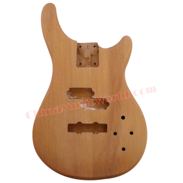 Afanti Music DIY Bass DIY Electric Bass guitar Body (ADK-153) цена