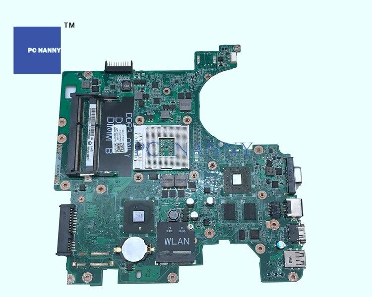 PCNANNY Mainboard 0F1R94 F1R94 DA0UM3MB8E0 for Dell Inspiron 1564 ATI Video Laptop motherboard