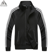 PEILOW Plus Size 6XL 7XL 8XL Brand Clothing Mens Fashion Tracksuit Casual SportSuit Mens Hoodies Sweatshirts