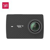 YI 4 K + (плюс) действие Камера международное издание первого 4 K/60fps Амба H2 SOC Cortex A53 IMX377 12MP CMOS 2,2 НРС Оперативная память EIS WI FI