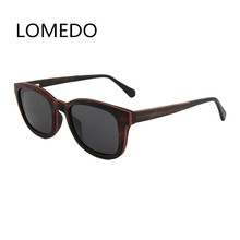 New Style Wood Sunglasses Polarized Men Women Wooden Glasses High Quality 100% UV Protection