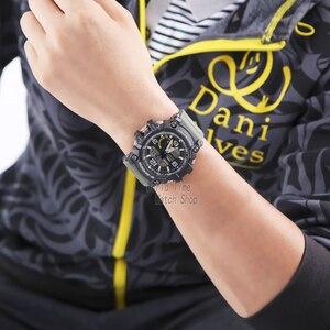 Image 4 - Casio horloge G SHOCK horloge heren topmerk luxe set LED militair digitaal polshorloge 200m Waterdicht quartz sport herenhorloge Lichtgevende duikhorloges Twin Sensor Digitaal kompas g shock herenhorloge часы reloj