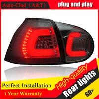AUTO PRO 2003 2008 Vw Golf 5 Led Rear Lights Car Styling Golf Mk5 Led Rear