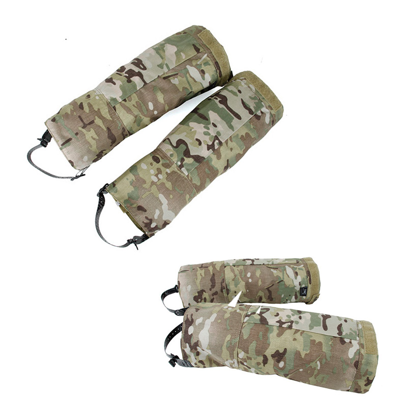 2016 Multicam Tactical Gaiters Nylon 500D Exported Material CP Tactical Let Gear MC