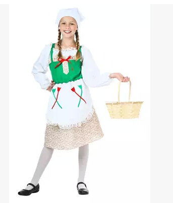 2016 High Quality Christmas Costumes Irish Lass Civil War Traditional Dress Cosplay Costume Maid Germany Beer Clothing On Aliexpress