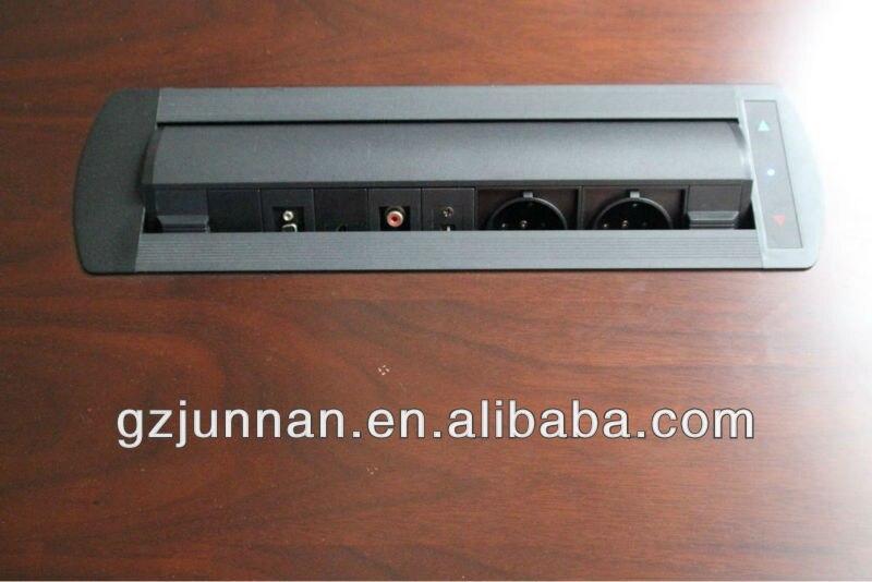 V Electric Desk Socket Pop Up For Conference Table On Aliexpress - Conference table electrical outlets