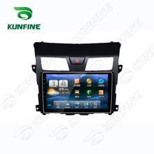 Quad Core 1024*600 Android 5.1 Car DVD GPS Navigation Player Car Stereo for Nissan Tenna 2013-2014 Deckless Bluetooth Wifi/3G