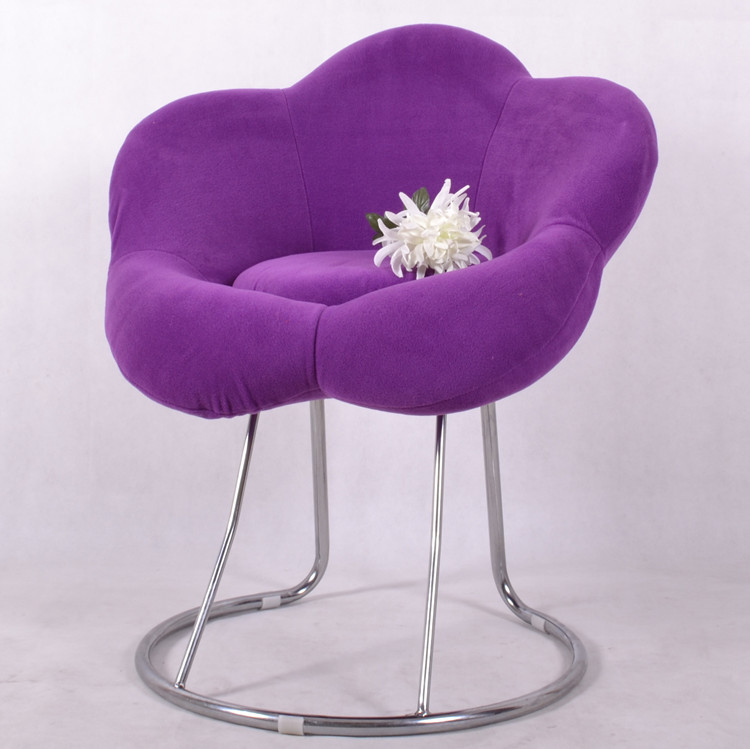 Fashion Simple Fabric Sofa Parlor Chairs Computer Desk Chair Cloth Flowers Makeup Beauty Comfortable On Aliexpress Alibaba Group