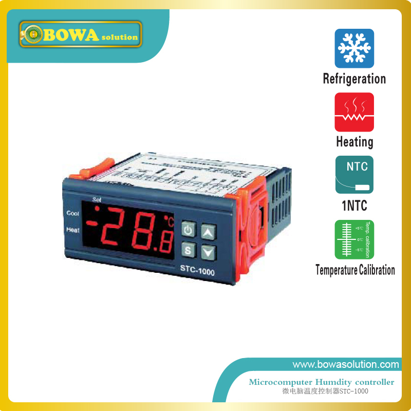 Microcomputer Temperature Controllers for operating console  цены