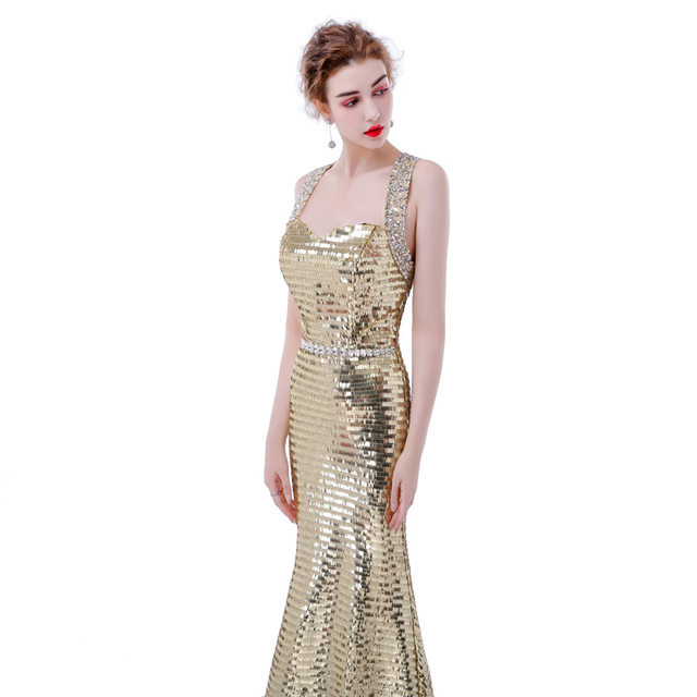 Online Shop FADISTEE new design elegant evening dresses sequins ...