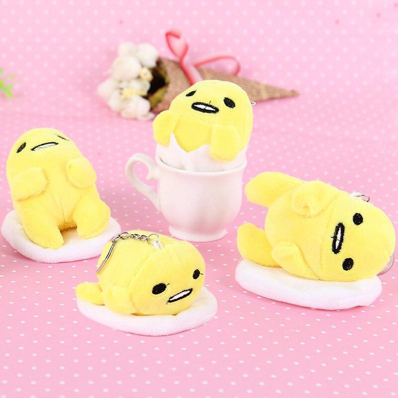 5PCS / LOT Hot 10cm Kawaii Jucarii mici de oua Plush Jucarii moale - Jucării moi și plușate