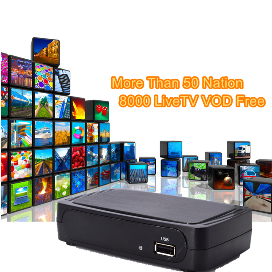 Iptv Box HD France Avec Abonnement Free 1 Year Iptv Portugal M3u 8000 Italia Dazn Spain Sweden Norway NL all world the chs ip tv