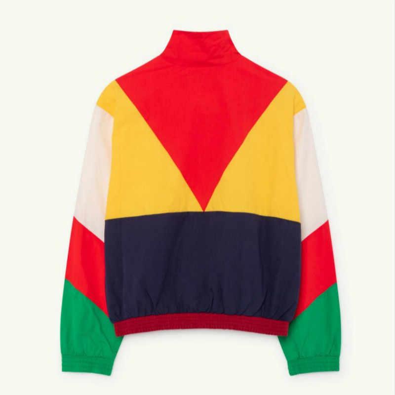В наличии, Детская куртка 2019 г. бренд TAO, весенне-осеннее пальто для мальчиков и девочек Новая модная спортивная верхняя одежда для детей, костюм