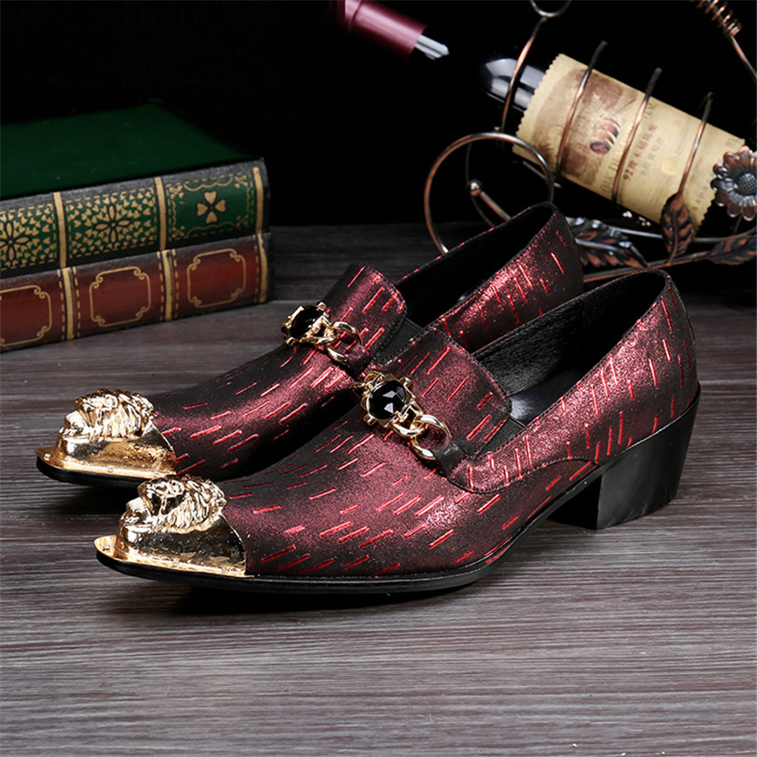 New Fashion Mens Genuine Leather Oxford Shoes Designer Elevator Wedding Shoes for Men Business Oxfords Chaussure Homme Flats 37 46 animal prints leopard genuine leather business shoes fashion brand design elevator wedding shoe for men nightclub wear