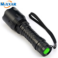 ZK30 New Mixxar C8 Cree XM-L2 Cold Natural White LED Flashlight Torch Lantern Lanterna Self Defense Camping Bicycle Light Lamp