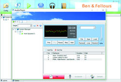 Ben & Fellows 540101 IP System Manager Software