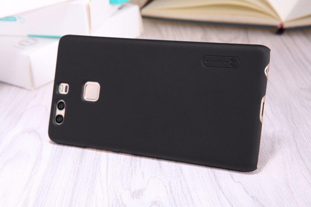 Huawei Ascend P9 Huawei P9 fodral skal NILLKIN Super Frosted Shield - Reservdelar och tillbehör för mobiltelefoner - Foto 5