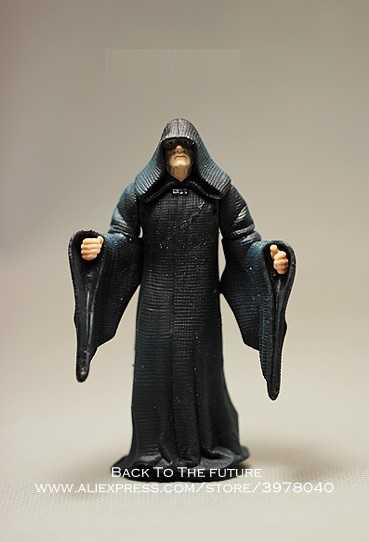 Disney Star Wars Sheev Palpatine Raja 10 Cm Action Figure Postur Anime Dekorasi Koleksi Figurine Mainan Model Anak
