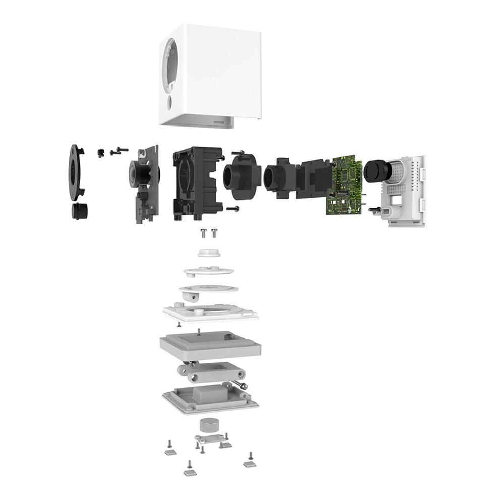Original Xiaomi CCTV Mijia Xiaofang 110 Degree F2.0 8X 1080P Digital Zoom Smart Camera IP WIFI Wireless Camaras Cam Night Vision (12)